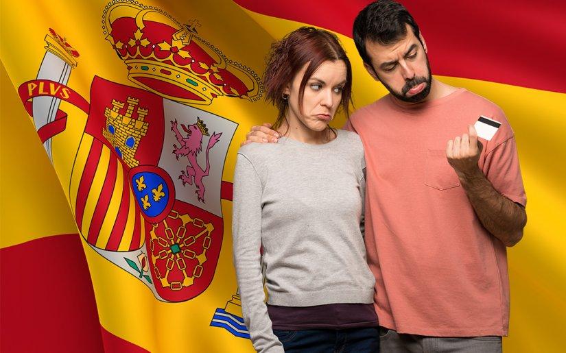 Минусы Испании