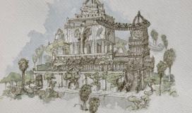 Парк Валенсия Камбоджа
