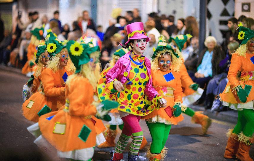 Карнавал в Торревьехе