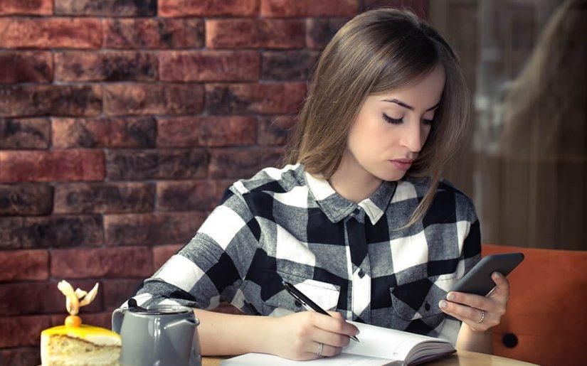 Удаленная работа с телефона или смартфона